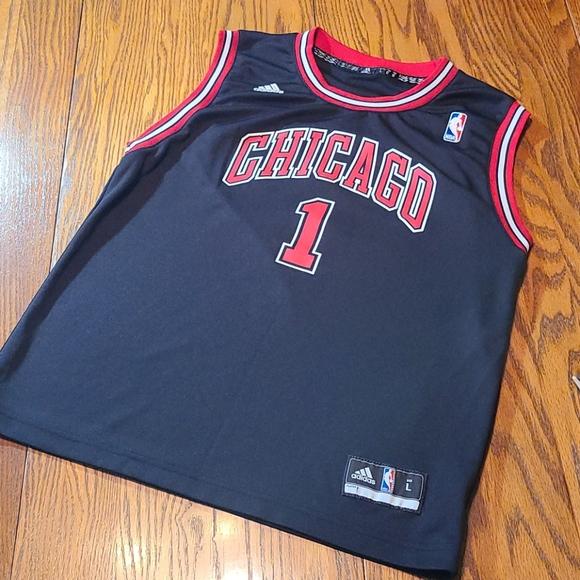 Adidas Chicago Bulls jersey